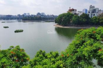 Bán Gấp: Nhà 6 Tầng_Thang Máy_View Hồ, 56M2_MT5.8M_Phố Hoàng Cầu, 16.9 Tỷ