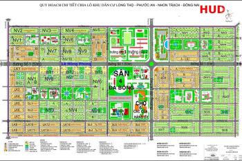 Bán gấp đất dự án HUD & XDHN đường 12m - 16m - 26m. Gọi 0937890010 để biết thêm về giá TỐT