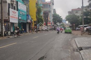 Bán nhà mặt phố Thái Thịnh - Đống Đa căn góc DT 65m2 x 4T MT 4m5, giá 18.2 tỷ TL