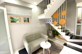 Cho thuê nhà mới hẻm Phan Xích Long, 3*7m, 3 lầu, 3PN, 10.5 triệu/tháng