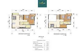 Cần bán gấp siêu phẩm Vip nhất Emerald- căn hộ Duplex 200m2 giá chỉ 38,5tr/m2