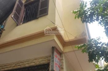 Bán nhà ngõ 236 Khương Đình, Thanh Xuân, HN. DT 125m2; giá 7,75tỷ