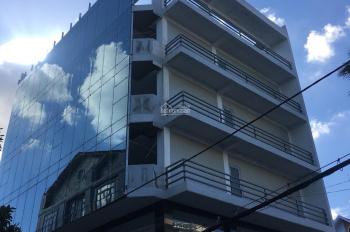 Bán tòa nhà MT đường Bạch Đằng, P15, Bình Thạnh, (5.5m*19m) KC 9 lầu. Giá 35,9 tỷ, thuê: 140tr/th