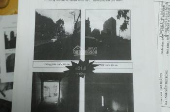 Ngân hàng cần bán nhà giá yêu thương 3 sổ bao gồm 6 căn liền kề, MT An Dương Vương, KP 4, P An Lạc