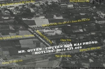 Bán đất tổ 7 thị Trấn An Dương, Hải Phòng