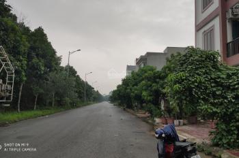 Bán gấp lô gần góc khu Nam Đầm Vạc Vĩnh Yên, giá mềm