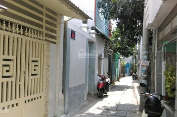 Cần bán căn nhà hẻm 2B đường Nguyễn Việt Hồng