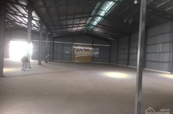 Cho thuê kho xưởng 1000m2 2000m2 4000m2 đường Trường Chinh giá 80 nghìn/m2