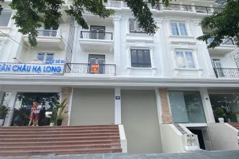 Cho thuê nhà Ngụy Như Kon Tum, DT 110m2, 3 tầng, MT 2.5m, chia 2 phòng/tầng, có điều hòa, nóng lạnh