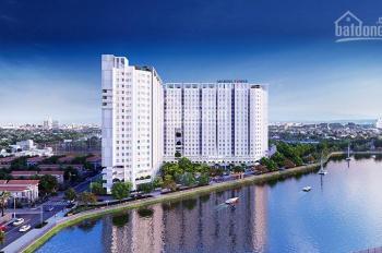 CH Marina Tower kẹt tiền bán gấp căn 1PN, sân vườn, shop, LH: 0986.843.529 (Zalo)