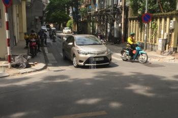 Chuyển nhượng mặt phố Linh Lang, giáp Đào Tấn, Phan Kế Bính, Lotte, Đội Cấn Mt 6,2m, dt 42m2,4T