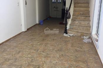 Cho thuê nhà Thái Hà, mặt đường to kinh doanh tốt, 48 m2, xây 5 tầng, Đh, sàn gỗ, 18 triệu/th