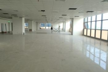 Cho thuê văn phòng Mỹ Đình thông sàn, bàn giao thiết bị văn phòng cơ bản 200m2