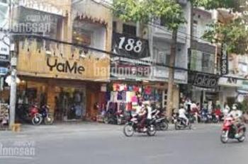 Cho thuê nhà mặt tiền Tân Sơn Nhì, DT 4.1 x 18m, trệt 4 lầu, 7PN, nhà mới
