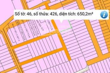 Cần bán lô đất 535m2, xã An Phước, khu dân cư gần Sân Bay Long Thành