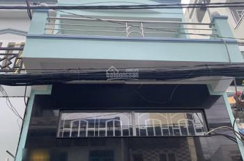 Nhà nguyên căn cho thuê hẻm xe hơi 6m đường Hồng Bàng, Q. 11 - DT 4x13m 1T, 1L, 2L