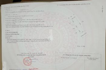 Chính chủ bán đất ngay KCN Bắc Đồng Phú, Bình Phước, SHR, thổ cư 100%, HTNH