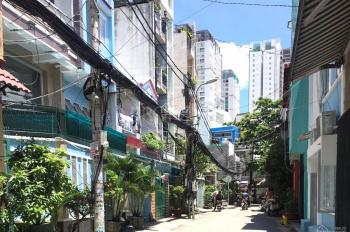 Cho Thuê nhà riêng HCM Q.10 P.14 Đường Thành Thái , hẻm 6m giá 15 triệu