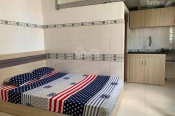 Phòng trọ cao cấp MỚI có NỘI THẤT 30m2 có WC riêng , ban công khu Bình Phú 2 Quận 6 , lh 0779594347