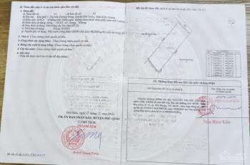 Chính Chủ Bán Đất TT. Dương Đông, Phú Quốc, T08/2020, 1.019m2, 28 Tỷ