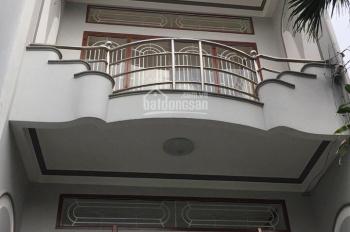 Bán nhà 2 lầu hẻm 4m Tân Hòa Đông, P14 Q6, 3.8x22m nở hậu chữ L 6.8m