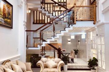 Cần bán gấp căn nhà mặt tiền Hai Bà Trưng, P. Tân Định, Q. 1: 14x28m, trệt 3 tầng, 95 tỷ