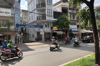 Cho thuê nhà đường Bành Văn Trân, trệt lửng 2 lầu ST, 3 PN, 2 WC, nhà đẹp