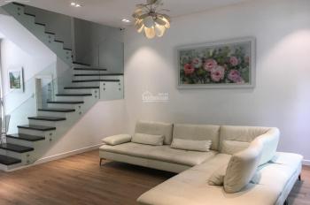 Chính chủ cho thuê biệt thự Anh Đào, DT: 164m2, 3 tầng, 3 phòng ngủ đủ đồ, giá: 33tr/th, LH: 091
