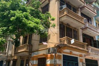 Cho thuê nhà mặt ngõ 230 Lạc Trung 40m2 x 5 tầng, mặt tiền 10m, chia 5p, ô tô đỗ cửa.