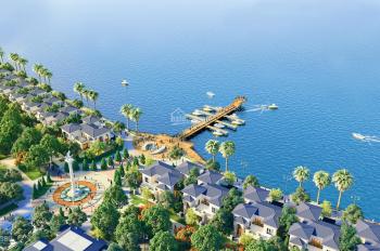 Bán đất nền sổ đỏ Hà Tiên, đất nền biệt thự biển Hà Tiên Venice Villas đầu tư, an cư LH: 0939556344