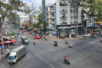 Góc 2MT An Dương Vương - Lê Hồng Phong Q5, 5 lầu đẹp, HĐT 110tr/th, giá 33.4tỷ