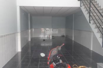 Cho thuê nhà 4x16m mới xây dựng,mặt tiền đường 14m