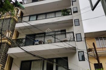 Bán nhà mặt tiền đường Bình Quới, phường 27, Q. Bình Thạnh, DT: 8x20m, 1T + 7L, 39 tỷ