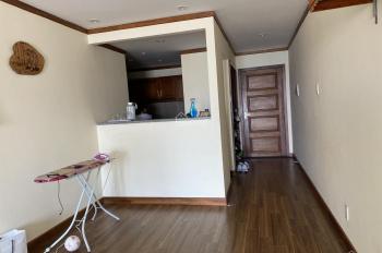 Sang nhượng căn hộ 2PN hướng hồ Thạc Gián tầng trung, nội thất gỗ Dổi Hương, giá 2.19tỷ. 0935182382