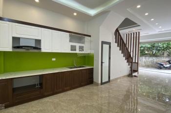 Bán nhà 4,4 tỷ An Dương Vương, Phú Thượng, Tây Hồ, 43m2 x 5T, 7 chỗ vào nhà, ngõ thông kinh doanh