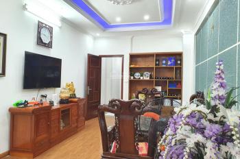 Bán nhà phố Đặng Thùy Trâm, Nghĩa Tân, Cầu Giấy 65m2 x 6T thang máy, 7 chỗ vào nhà, giá 11,5 tỷ