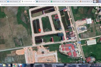 Bán ô góc Gò Xoan, Thanh Vân, Tam Dương, giá 1.2 tỷ, S: 123 m2. Liên hệ: 0986.454.393