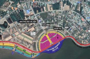 Còn 10 suất nhà phố thương mại khu đô thị mới Hàa Tiên 1.2 tỷ/lô (đã có sổ), hỗ trợ TT 18 tháng
