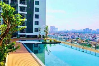 Cần cho thuê căn hộ Office Central Premium, quận 8, DT 32m2, 1PN, giá 7tr/th, full nội thất