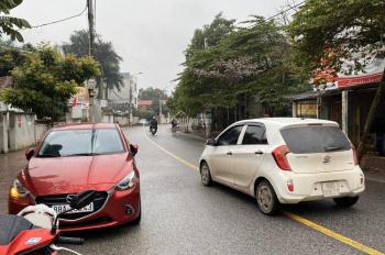 Bán đất 2 mặt đường Lam Sơn, Đồng Tâm, Vĩnh Yên ngay gần trường ĐH GTVT, vị trí kinh doanh đắc địa