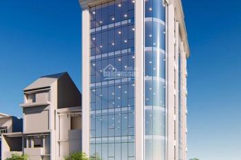 Bán khách sạn 100 phòng xây mới mặt phố Quận Ba đình,600m 10 tầng mt 15m 170tỷ 0966050558