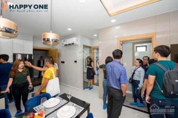 Sang nhượng gấp căn 2PN giá tốt nhất dự án Happy One đã thanh toán 50% nhận nhà đầu năm 2021