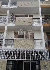 Bán nhà hẻm 8m 243 Chu Văn An, Phường 12, Bình Thạnh, DT 4.1x17.5m. Trệt 3 lầu, giá 10.2 tỷ