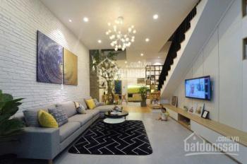 Nhà mới đẹp, HXH 5m, Điện Biên Phủ, Q. 3, 4x18,8m, T 2L ST, NH 4,2m, 12 tỷ - LH 077.999.6690