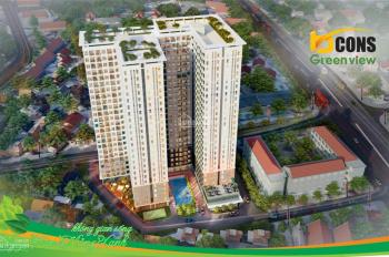 Chính chủ cần bán căn góc tầng 9 đẹp nhất dự án Bcons Green View thu lỗ 30triệu do có việc gia đình