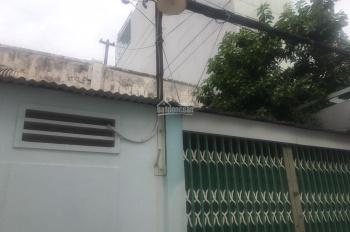 Tôi chính chủ bán căn nhà phố hẻm thông Nguyễn Thái Sơn DT 5.4 x 16m nở hậu giá 6.5 tỷ