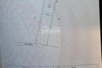 Đất thổ cư 10x25m 60m2 TC MT đường nhựa 68, Long Phước, Bà Rịa, giá chỉ 150 triệu/m ngang
