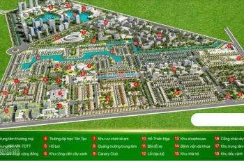 Cháy lớn!  E.city Tân Đức- Siêu đô thị 356 ha -Ưu tiên 10 kh đầu tiên với 20 suất nội bộ cực kỳ Hot