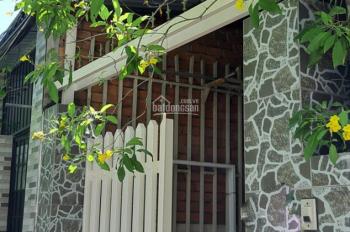 Cho thuê nhà nguyên căn 2 phòng ngủ hẻm đường Huỳnh Tấn Phát, Quận 7