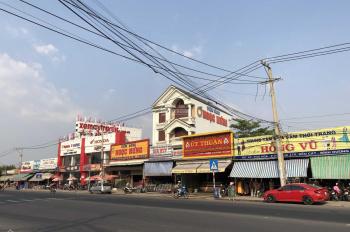 Bán đất có sổ, trung tâm thương mại chợ Nhật Huy. Nằm mặt tiền đường Quốc Lộ 14